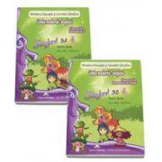 Fairyland 3A si 3B, Pupils Book. Manual de Limba Engleza pentru clasa a III-a - Semestrul I si II (Contine editia digitala)
