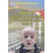 Matematica, exercitii si probleme pregatitoare pentru concursurile scolare clasele I-IV (Gheorghe Schneider)