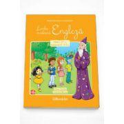 Limba engleza manual pentru clasa a III-a, semestrul al II-a (Contine Editia Digitala)