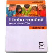 Limba Romana pentru clasa a VII-a. Exercitii (Nicoleta Ionescu, Mihaela Georgescu)