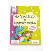 Matematica si explorarea mediului, culegere de exercitii si probleme pentru clasa I (Ariana Damian)