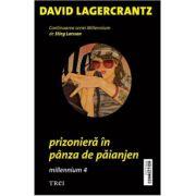 Prizoniera in panza de paianjen (David Lagercrantz)