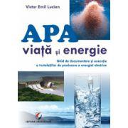 Apa, viata si energie
