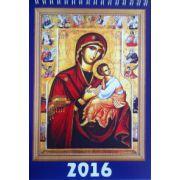 Calendar crestin 2016