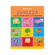 Engleza, primele 350 de cuvinte, peste 35 de teme