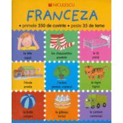 Franceza, primele 350 de cuvinte - peste 35 de teme