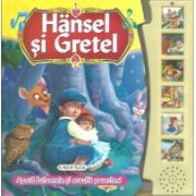 Hansel si Gretel. Apasa butoanele si asculta povestea