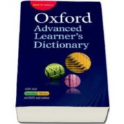 Oxford Advanced Learner Dictionary House with new iSpeaker iWriter on DVD and online