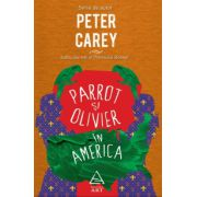 Parrot si Oliver in America