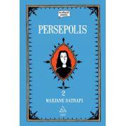 Persepolis, vol. 2 (Marjane Satrapi)