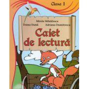 Caiet de lectura, clasa I (Mirela Mihailescu)