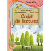 Caiet de lectura, clasa a II-a (Mirela Mihailescu)