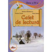 Caiet de lectura, clasa a IV-a (Mirela Mihailescu)