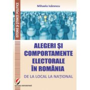 Alegeri si comportamente electorale in Romania. De la local la national