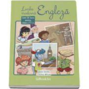 Limba moderna Engleza, caiet de lucru pentru clasa a III-a (Elena Sticlea)