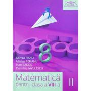 Clubul matematicienilor. Matematica pentru clasa a VIII-a, semestrul II