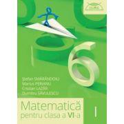 Clubul matematicienilor. Matematica pentru clasa a VI-a, semestrul I