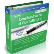 Consilierul Verde al Contabilului 2016 - Aflati TOTUL despre Contabilitate in 2016