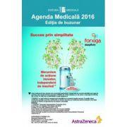 Agenda Medicala 2016