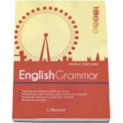 English Grammar (CEF, C1, B2, B1, A2) - Mihaela Starceanu