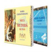 Mica metoda de pian si Piese clasice usoare pentru pian (Colectie)