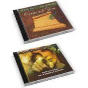 Pachet 2 cd-uri - Creeaza-ti ziua, o invitatie sa-ti deschizi mintea si Marea lucrare, de la omida la fluture - Ramtha