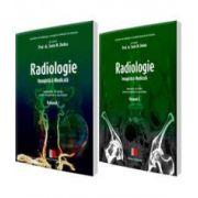 Radiologie, Imagistica medicala. Indrumator de studiu pentru pregatirea in specialitate (Vol. 1+2)