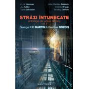 Strazi intunecate (antologie de urban fantasy, vol. 2)