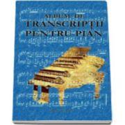 Album de transcriptii pentru pian