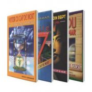 Colectia Radu Cinamar (set 4 carti)