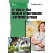 Metodica predarii stiintelor naturii - Geografiei in invatamantul primar