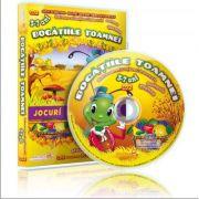 Bogatiile toamnei. Jocuri educationale 3-7 ani, (2 CD)