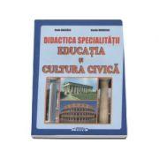 Didactica specialitatii - Educatia si cultura civica - Radu Dascalu
