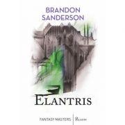Elantris - Brandon Sanderson