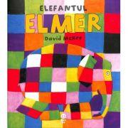Elefantul Elmer - David McKee