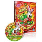 Fanica si Olimpiada Fructelor. Jocuri educationale 3-7 ani (CD 11)