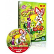 Fanica si Secretul Legumelor. Jocuri educationale 3-7 ani (CD 10)