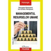 Managementul resurselor umane - Ion-Ovidiu Panisoara
