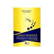 Limba romana, ortografie si punctuatie - teorie si exercitii - Petru Bucurenciu