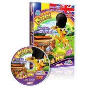 Petrica si Arca lui Noe. Invata in limba engleza. Jocuri educationale 3-7 ani (CD 17)