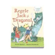 Regele Jack si dragonul - Ilustratii de Helen Oxenbury