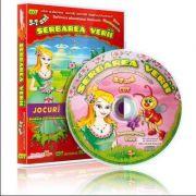 Serbarea verii. Jocuri educationale 3-7 ani, (CD 7)