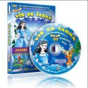 Vis de iarna. Jocuri educationale 3-7 ani, (CD 3)