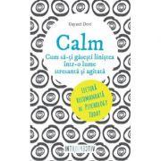 Calm - Cum sa-ti gasesti linistea intr-o lume stresanta si agitata