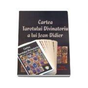 Cartea Tarotului Divinatoriu a lui Jean-Didier (set de carti de tarot)