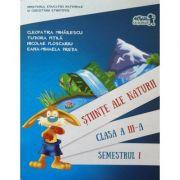 Stiinte ale naturii manual pentru clasa a III-a, semestrul 1 (contine varianta digitala) - Cleopatra Mihailescu, Tudora Pitila
