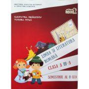 Limba si literatura romana manual pentru clasa a III-a, semestrul 2 (contine varianta digitala) - Cleopatra Mihailescu, Tudora Pitila