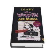 Jurnalul unul pusti, Volumul 10 - In limba engleza. Diary of a Wimpy Kid 10 - Old School