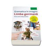 Limba Germana - Gramatica in imagini. Pons - Noua metoda vizuala - A vedea si (in final) a intelege. Oricine poate invata gramatica
