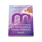Memorator si indrumar de matematica pentru gimnaziu (Gheorghe-Adalbert Schneider)
